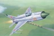 Фронтовой истребитель МИГ-21 бис