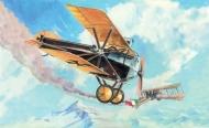 Истребитель WWI Ганза Брандербург Д-1