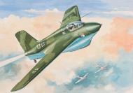 Реактивный истребитель Ме 163