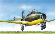 Реактивный самолет Pioneer