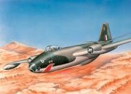БомбардировщикCanberra B(1) Mk.8