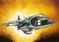 Самолет огневой поддержки Харриер