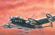 Тяжелый бомбардировщик Ланкастер Mk.I