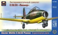 """Экспериментальный самолет Е28/39 """"Пионер"""""""