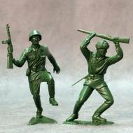 Красная армия, наб. из 2-х фигур 2