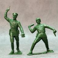 Красная армия, наб. из 2-х фигур 3
