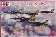 Самолет L-39 Albatros Русь