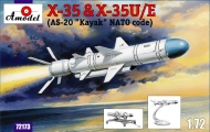Ракеты Х-35 и Х-35У/Е