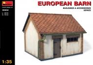 Европейский амбар