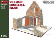 Диорама Деревня