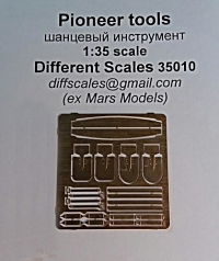 ФТД  Шанцевый инструмент (чернение)
