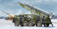Ракетный комплекс Russian 9P113 TEL w/9M21 Rocket of 9P52 Luna-M