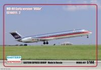 Авиалайнер MD-80 ранний USAir (Limited Edition)