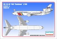 Авиалайнер DC-10-30 SAS Rainbow (Limited Edition)