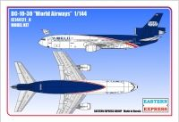 Авиалайнер DC-10-30 World Airways (Limited Edition)