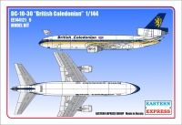 Авиалайнер DC-10-30Dritish Caledonian (Limited Edition)