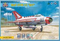 Самолет разработки ОКБ Микояна тип 21Ф13 007 Алмаз