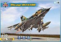 Самолет Mirage IIIEA/EBR Бразилия, Аргентина