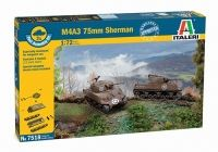 Танк M4A3 75mm Sherman