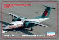Самолет Dash 8 Q200 American West Express (Limited Edition)